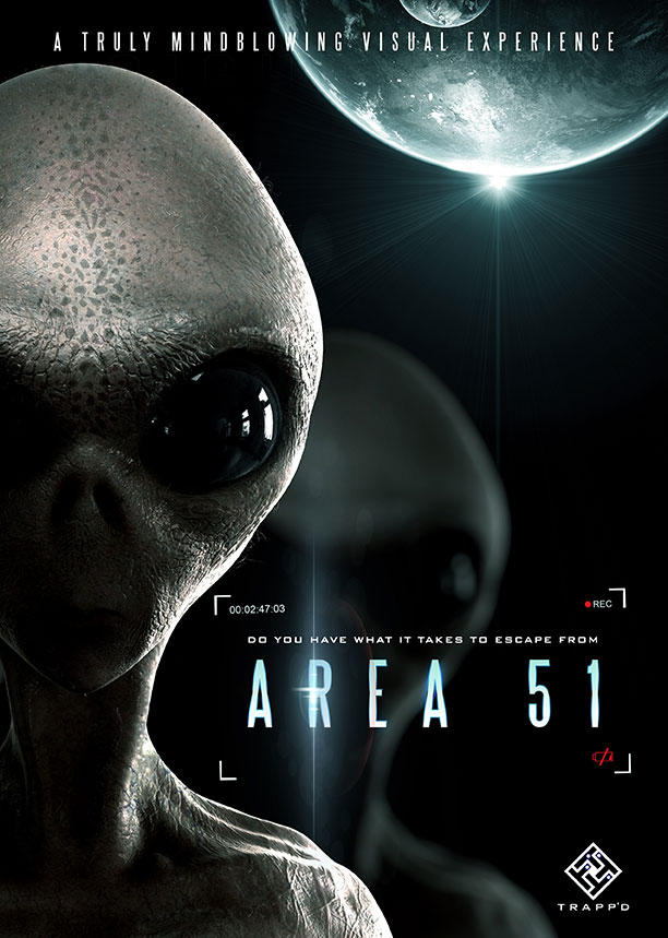 AREA 51 (Corby Only)