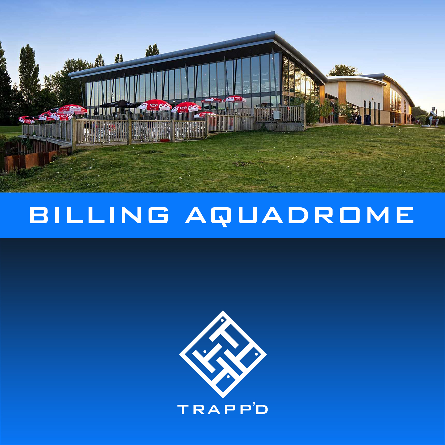 Trappd Billing Aquadrome