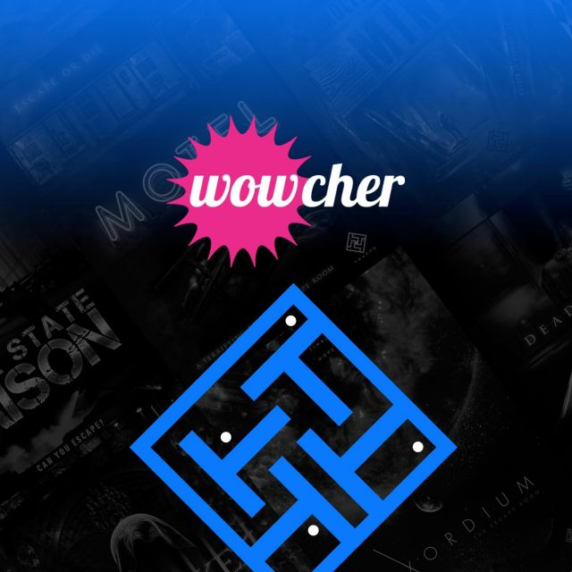 ‼️ We are on Wowcher ‼️  Fancy grabbing a deal and heading into one of our escape rooms? Book with Wowcher today and secure your weekend plans! 😎  https://www.wowcher.co.uk/deal/northampton/19567038/escape-room-experience?usr_src=search  TERMS: This is for new website bookings only. Existing bookings can not be refunded. Offer excludes our Destroy'd Rooms. This deal can not be used in conjunction with any other offer.